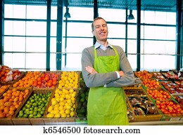 Grocery Store Owner