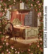 Beauty's Bedroom