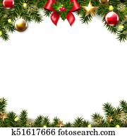 Christmas Border-