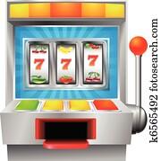 Slot fruit machine