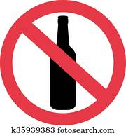 No beer alcohol allowed