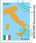 mail to/from Italy