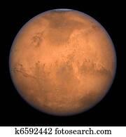Mars - Full Shot