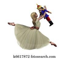 Clara and the Nutcracker Doll - 3