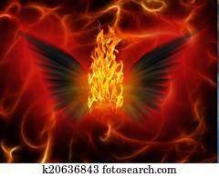 Evil Winged
