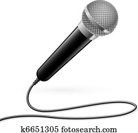 Microphone for Karaoke