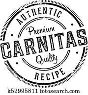 Authentic Mexican Pork Carnitas
