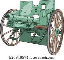 Vector. Cannon.
