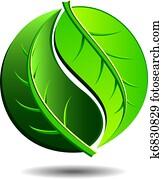 grün, symbol