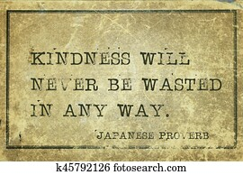 Kindness will JP