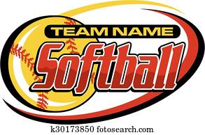 softball design