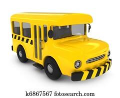 Preschool Bus