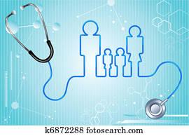 familie gesundheit, versicherung