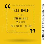 Best Bible quotes about eternal life