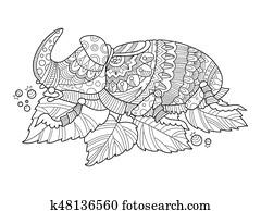 Nashornkäfer Clip Art Und Illustrationen 321 Nashornkäfer Clipart