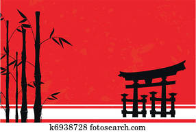 japan bamboo background4