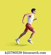 Healthy Man Clipart Royalty Free 58 263 Healthy Man Clip Art Vector