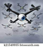 Drone Privacy Issues