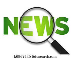 Magnifying Glass - News
