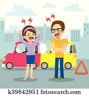 Car Accident Argument
