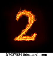 fire numbers, 2