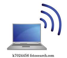 wireless network, wi-fi