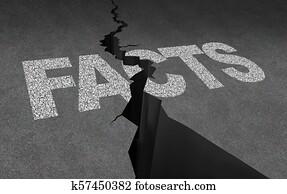 Broken Facts