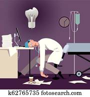 Burnout in health care professionals