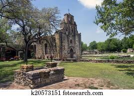 Mission Espada, San Antonio Texas