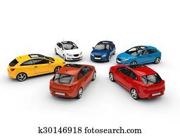 Cars And Colors