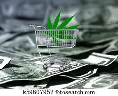 Marijuana Trade