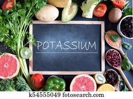 Potassium diet