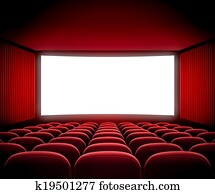 cinema movie screen