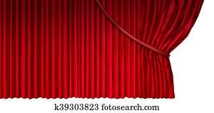 Curtain Reveal