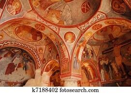 Rock Chapel Goreme (Elmal%u0131 Kilise)