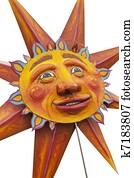Summer Solstice Sun Prop