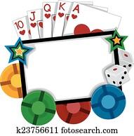 Casino Frame