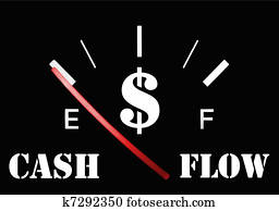 cash flow empty
