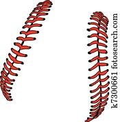 baseball, spitzen, oder, schlagball, spitzen, ve