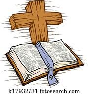 Clipart coloritura page ges portante croce - Libero clipart storie della bibbia ...