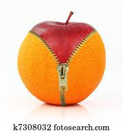 fruits et alimentation contre la cellulite