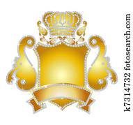 diamond crest