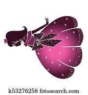 Beauty little princess
