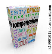 Compensation Total Benefits Package Salary Bonus Insurance