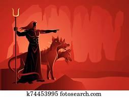 Greek Gods and Goddess Hades