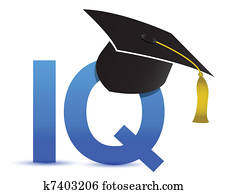Intelligence quotient iq graduation
