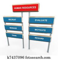 3d human resources