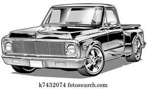 Custom CH Pickup