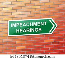 Impeachment Hearings To Impeach Corrupt President Or Politician