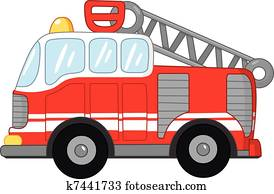 brennen lastwagen